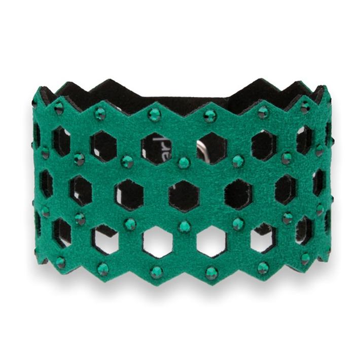 spark bracelet green