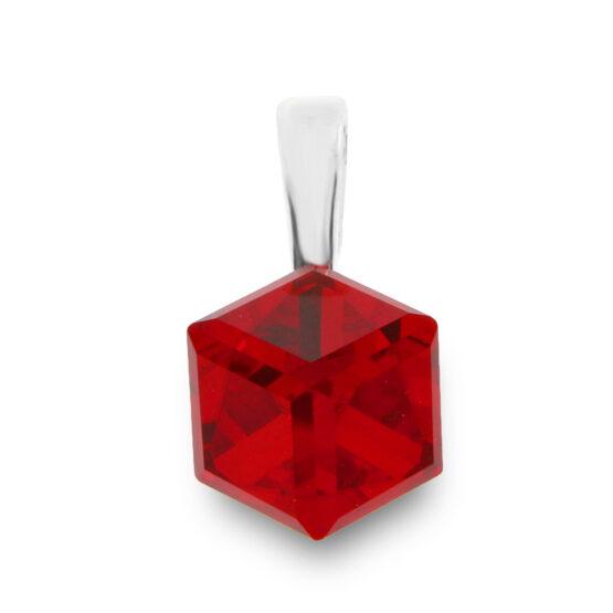 赤のペンダント