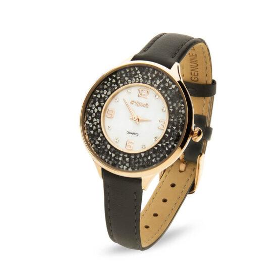 レディース 腕時計 黒