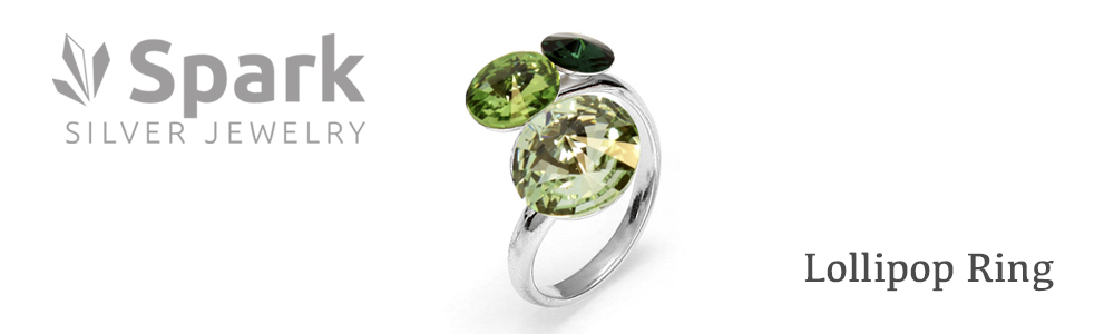 スパーク 指輪
